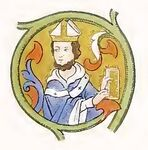 Bischof Malerei 1220-1280, trachtenkunstwer02hefn Taf.118D