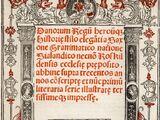 Gesta Danorum