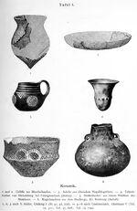 Keramik RdgA Bd3 Taf.1