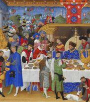 Stundenbuch Herzog von Berry 1416 Januar