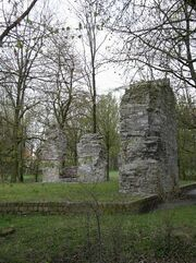 Bernhard II Burg