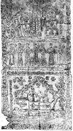 Buchdeckel Langobardisch Rossi 1888, RdgA Bd2, Taf.020, Abb.05