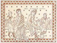 Codex Falkensteinensis, fol.012, trachtenkunstwer02hefn Taf.083A