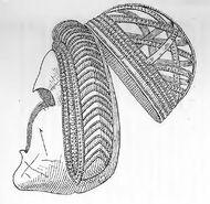 Reitermaske von Thorsberg, RdgA Bd2, Taf.033, Abb.001