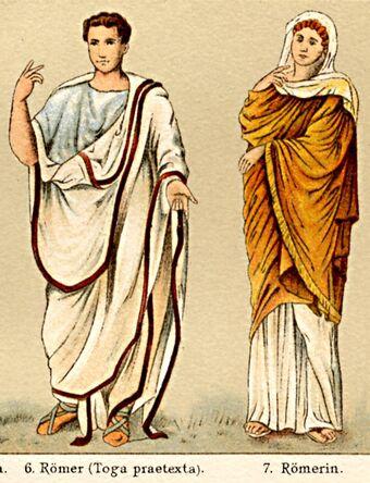 Kleidung Der Romischen Kaiserzeit Mittelalter Wiki Fandom