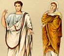 Kleidung der Römischen Kaiserzeit