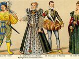 Kleidung der Renaissance