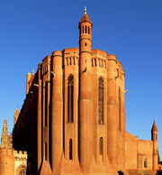 Cathedral Of Saint Cecile Albi France