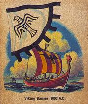 Viking Banner 1003 A.D.