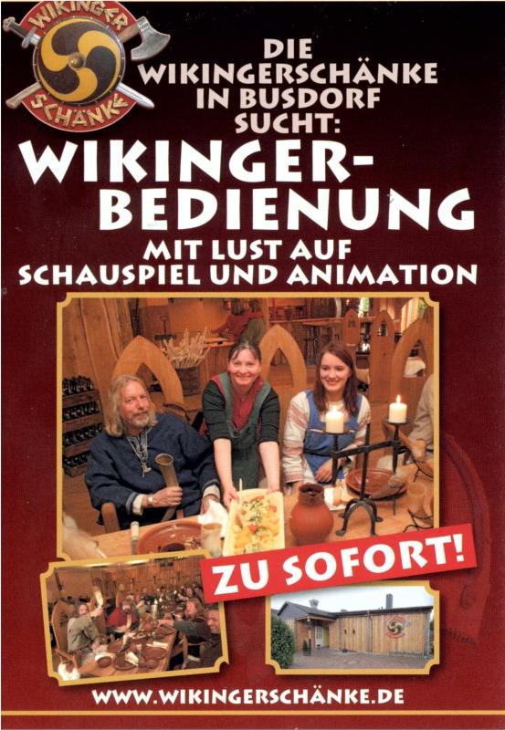 Benutzer Blog:Quenzhal/Wikingerschänke in Busdorf sucht ...