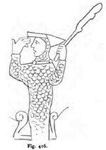 Baculus 11.Jh. handbuchderwaff00collgoog, Fig416