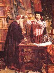 William Fettes Douglas - The Alchemist