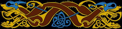 Celtic Animal Ornament1
