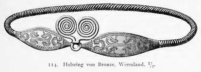 Halsring, BZ, Wermland, kulturgeschichte00mont Abb.114