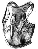 Brustharnisch Colleoni Italien 1470, handbuchderwaff@Boeheim, Fig.087