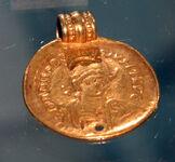 Hordaland Viking gold coin