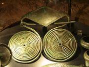 Haarknotenfibel Bahrendorf 1000 v.Chr