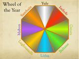 Jahreskreis der Kelten