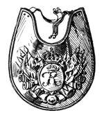 Harnischkragen um 1740, handbuchderwaff@Boeheim, Fig.064