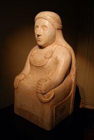 Freyja statue Museum Gothenburg