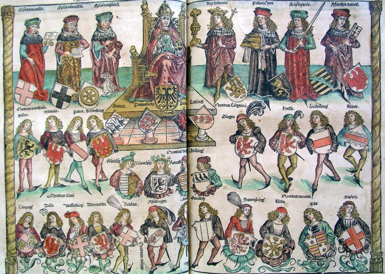 Ständeordnung Mittelalter Wiki Fandom Powered By Wikia