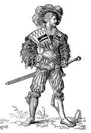 Landsknecht Offizier 1547, MgKL Wm12126a, Abb.06