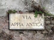 Rom 289 Via Appia Antica by Allie Caulfield 2006-12-19
