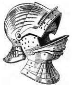 Geschlossener Helm 16.Jh. handbuchderwaff00collgoog, Fig031