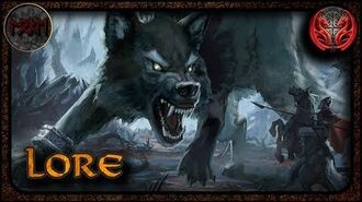 Germanische Mythologie 10 Fenrir, der Fenriswolf