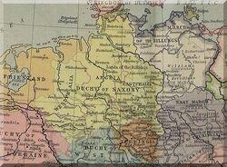 Saxons 919-1125 AD
