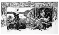 Finland, In the beginning, Mechelin 1894, S.070