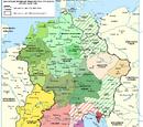 Siedlungswesen/Geographischer Überblick (Hochmittelalter)
