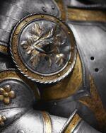 Gustav Vasas rustning 1540, Livrustkammaren 91530