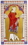 Bischof Wormser Dom, trachtenkunstwer02hefn Taf.105