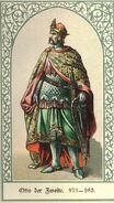 Otto II., Barack, Die deutschen Kaiser