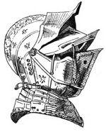 Geschlossener Helm, 1547 handbuchderwaff@boeheim, Fig.033