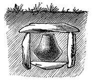 Steinkistengrab mit Urne, MgKL Wm08194b, Abb.09