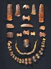 Bernsteinfund Laddenhoj Neolithikum