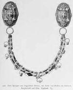 Perlenkette m. Spangen kulturgeschichte00mont p311