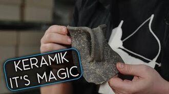 Archäologie und Keramik - It's Magic!