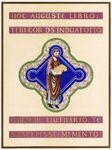 Liuthar-Evangeliar Widmung, trachtenkunstwer01hefn Taf.035