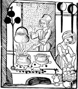 Kuchenmaistrey 1485
