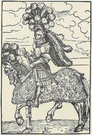 Fürst im Harnisch Lucas Cranach d. Ä. HL10591a