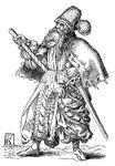 Landsknecht Profoss (F. Brun) MgKL Wm12126a, Abb.10