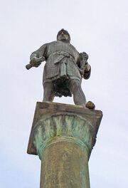 Statue Bernhard II.