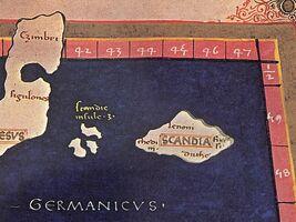 Magna Germania Ptolemaeus (Scandia)