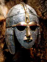 The face of Sutton Hoo