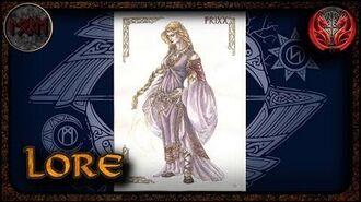 Germanische Mythologie 9 Frigg, die Herrin von Asgard