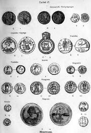Münzwesen RdgA Bd. 03 Tafel 17