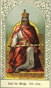 Karl der Große, Barack, Die deutschen Kaiser